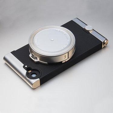 Ztylus - Capa com lentes p/Iphone SE/ 5 / 5s