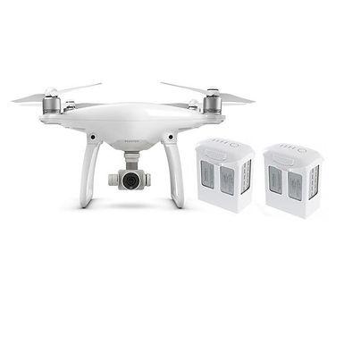 DJI Phantom 4 Quadcopter + 2 Baterias Extra + Charging Hub