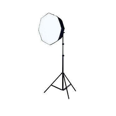 Linkstar Kit Foco Luz Dia 7x28W+Softbox