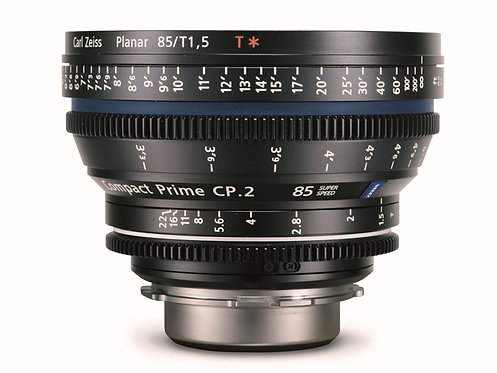 Zeiss Compact Prime CP.2 85mm T/2.1