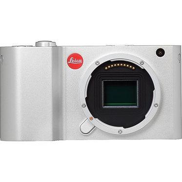 Leica T - Corpo (Prata)