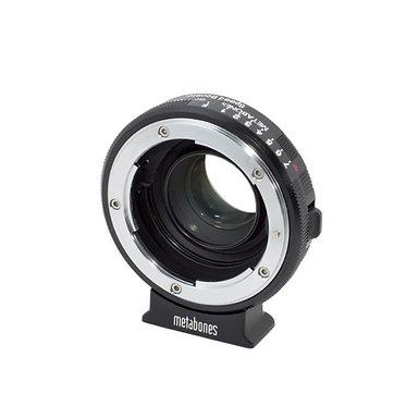Metabones adaptador Speed Booster Nikon G para Blackmagic 2.5k