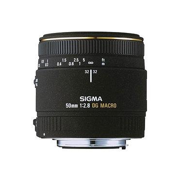 Sigma 50mm F2.8 EX DG MACRO - Sony