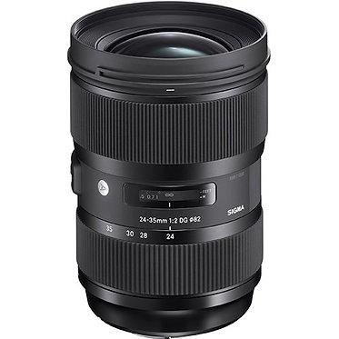 Sigma 24-35mm F2 DG HSM ART