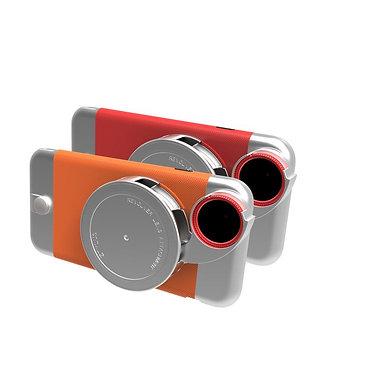 Ztylus - Capa com lentes p/Iphone 6 / 6s
