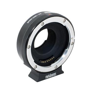 Metabones Adaptador Smart Canon EF para Micro 4/3