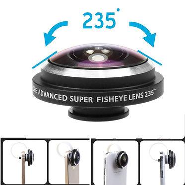 Objectiva Universal Olho de Peixe 235º