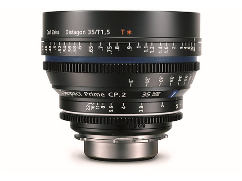 Zeiss Compact Prime CP.2 35mm T/1.5