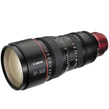 Canon CN-E30-300mm T2.95-3.7 L SP