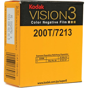 Kodak Vision3 200T