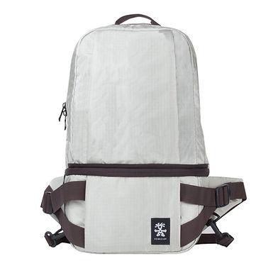 Crumpler Light Delight Foldable B-Pack Cinza
