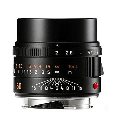 Leica M - APO-SUMMICRON 50mm f2 ASPH