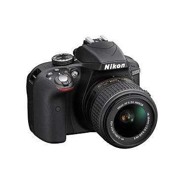 Nikon D3300 + AF-P DX 18-55mm G VR