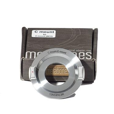 Metabones adaptador C-Mount para E-Mount