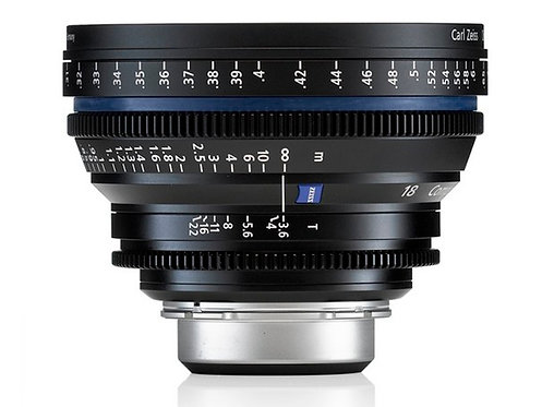 Zeiss Compact Prime CP.2 18 mm T/3.6