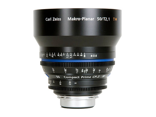 Zeiss Compact Prime CP.2 50mm T/2.1 Macro
