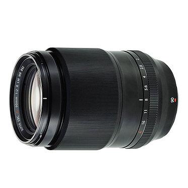 Fujifilm XF 90mm F2.0 R LM WR