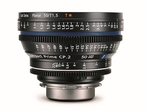 Zeiss Compact Prime CP.2 50mm T/1.5