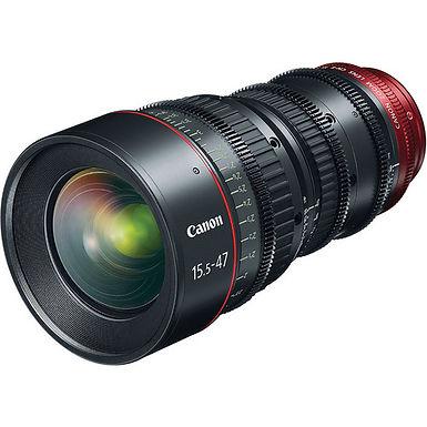 Canon CN-E15.5-47mm