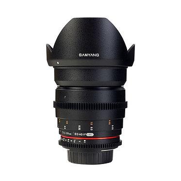 Samyang 24mm T1.5