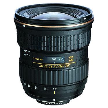 Tokina ATX 12-28mm f/4 Pro DX