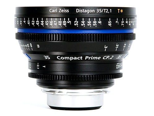 Zeiss Compact Prime CP.2 35mm T/2.1
