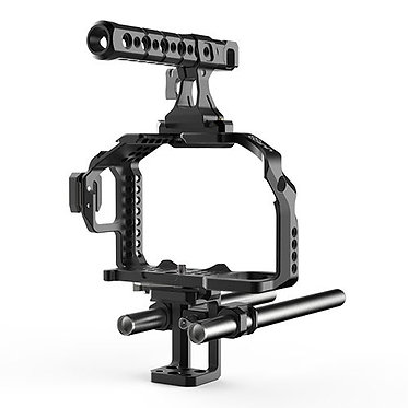 8Sinn A7RII / A7SII CAGE / Top Handle Pro / Rod Support