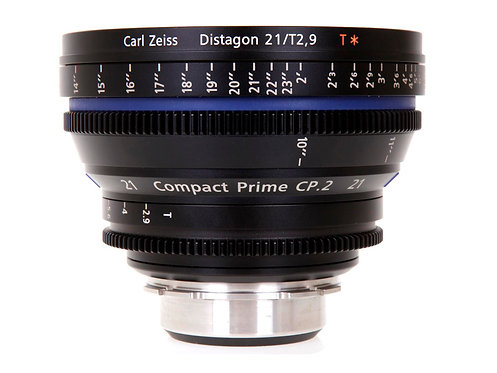 Zeiss Compact Prime CP.2 21mm T/2.9