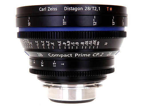 Zeiss Compact Prime CP.2 28mm T/2.1