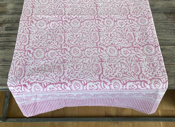 ROSA PINK TABLECLOTH (280x190cm)
