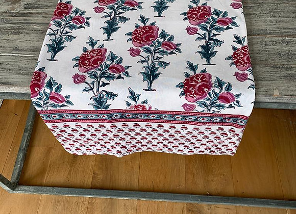 ROSE TREE TABLECLOTH