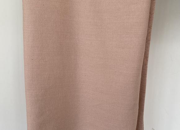 SOFT COTTON PINK TABLECLOTH (260x150cm)