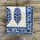 Thumbnail: BLUE JAIPUR NAPKIN