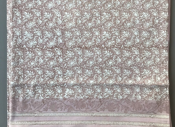 Rose Pink Tablecloth