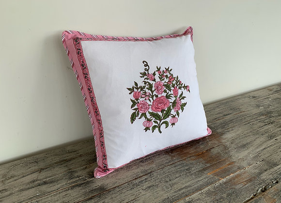 PINK ROSE CUSHION COVERS