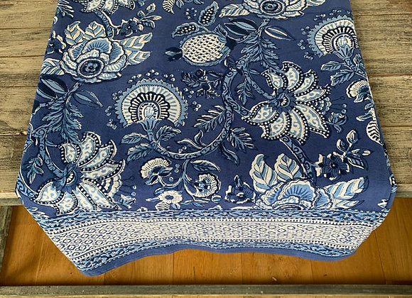 DARK BLUE TABLECLOTH