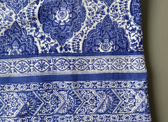 BLUE MING TABLECLOTH