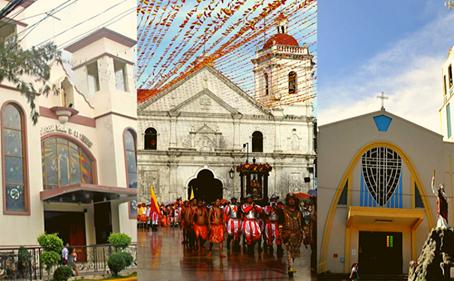 The Historical Churches of Cebu