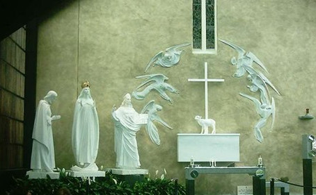 Filmmakers Point to Knock Shrine as a Place of Hope