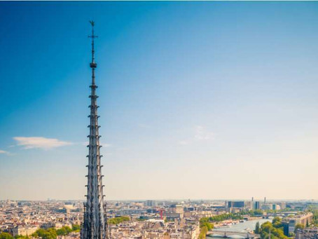 Notre Dame Cathedral Spire to be Rebuilt