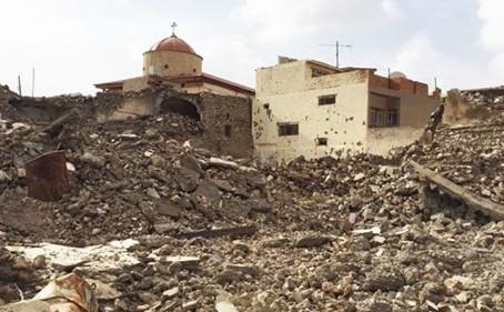 Plans to Rebuild Christian Village
