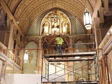 Honolulu Cathedral Begins Renovation Campaign