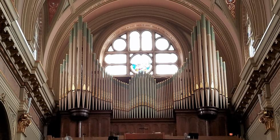 Sacred Sound: Organs