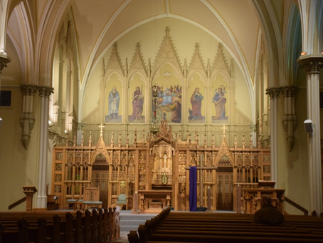 Dubuque's Cathedral of Saint Raphael