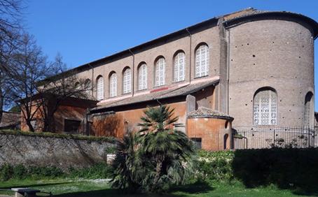 On the Basilica of Saint Sabina in Rome