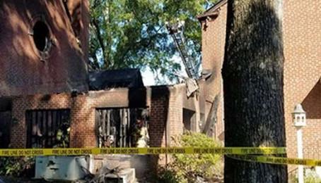 Fire Torches Parish Offices