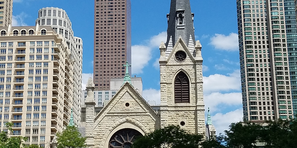 Chicago Sacred Spaces