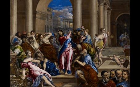 El Greco at the Art Institute of Chicago