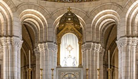 135 Years of Eucharistic Adoration at Sacré-Coeur