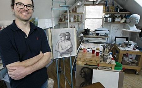 Minnesota Artist Brings Life to Sacred Spaces